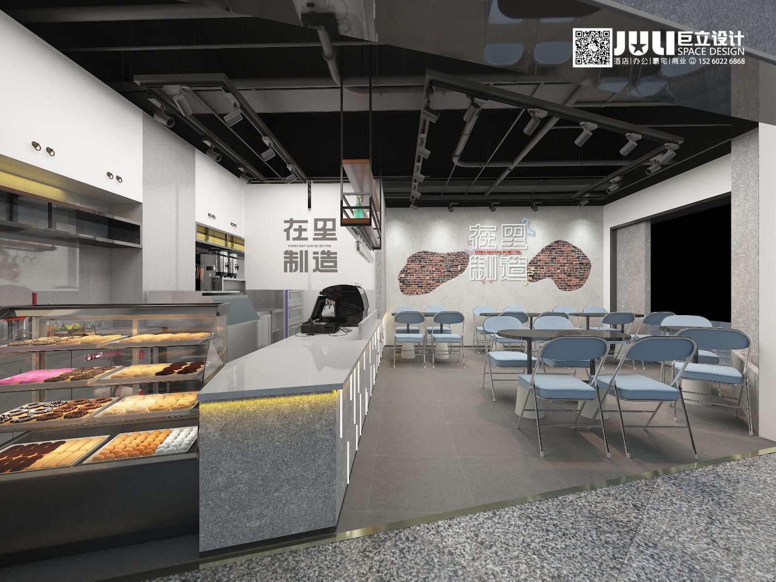 厦门在里制造乌石浦地铁站店设计项目